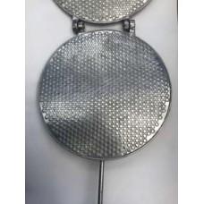 Форма алюминевая для выпечки - ВАФЛИ КРУГЛЫЕ