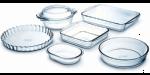 Стеклянная термостойкая посуда (13)