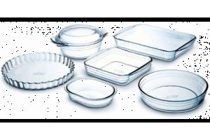 Стеклянная термостойкая посуда (16)