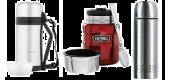 Ланчбоксы, термосы  и термокружки и термокружки для чая и кофе.