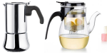 Чайники, заварники, кофеварки (40)