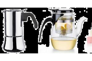 Чайники, заварники, кофеварки (46)