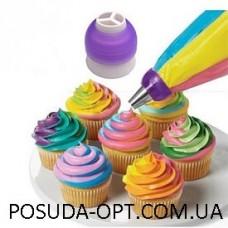 Переходник для трехцветного крема